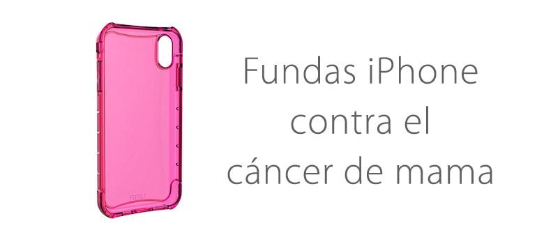 Una funda de iPhone contra el cáncer de mama