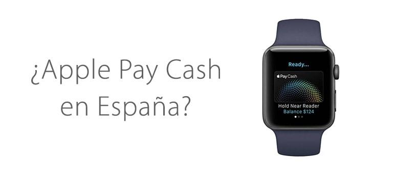 Apple Pay Cash llegará a España