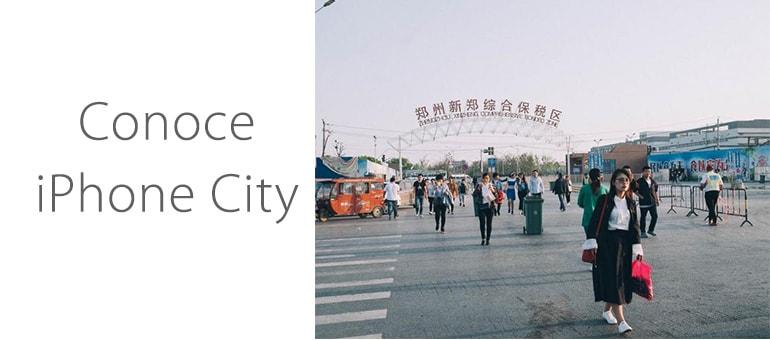 Conoce iPhone City