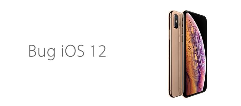 El iOS 12 impide la carga de algunos dispositivos
