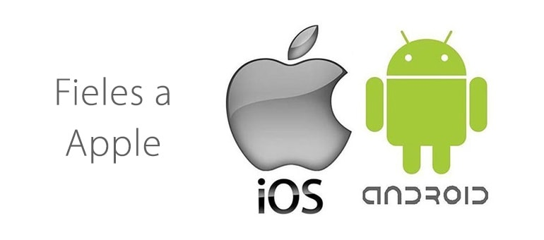 Fieles a Apple