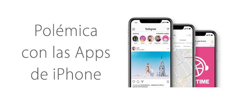 Polémica con los precios de las Apps de iPhone