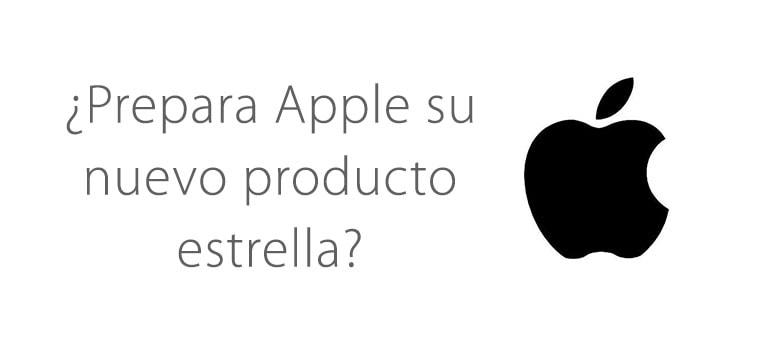 ¿Prepara Apple un nuevo producto estrella?