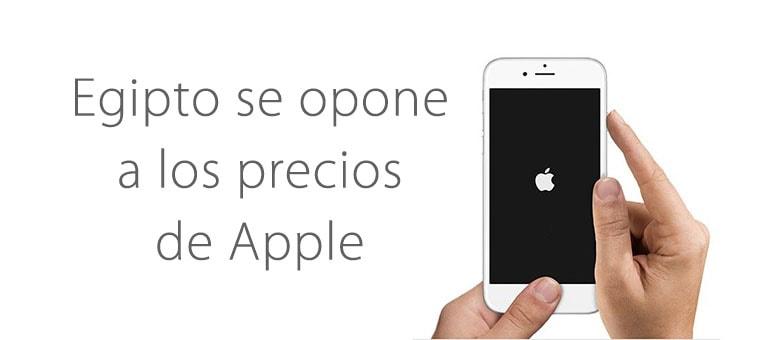 Egipto obliga a Apple a bajar sus precios