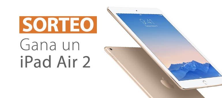 iFixRapid regala un iPad Air 2