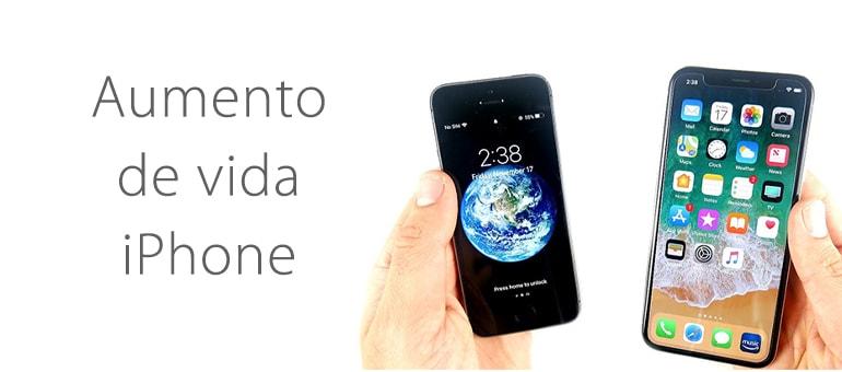 El ciclo de renovación de nuestros iPhone ha cambiado