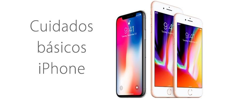 ¿Cómo cuidar bien nuestro iPhone?