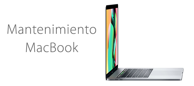 Dale a tu MacBook el mantenimiento que necesita