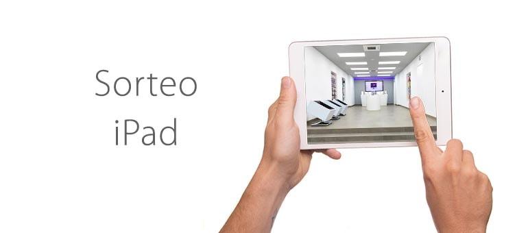 iFixRapid sortea un iPad entre sus clientes