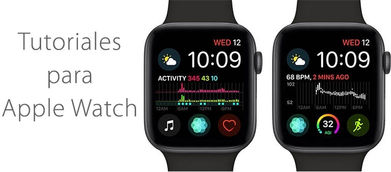 Aprende a usar tu Apple Watch