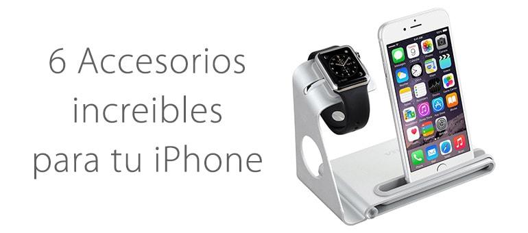 0ee048f4de6 6 accesorios para iPhone que no sabías que existían - iFixRapid