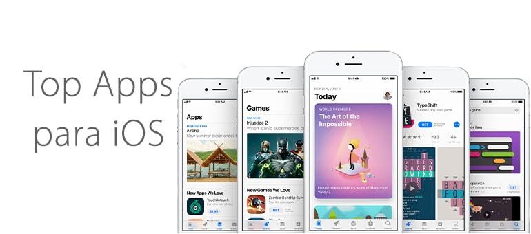 Las mejores Apps para iOS