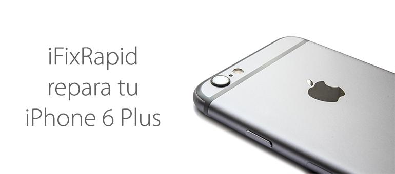 Se ha partido la pantalla de mi iPhone 6 Plus ¿Se puede reparar?