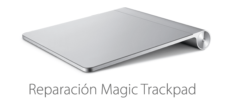 reparar trackpad macbook
