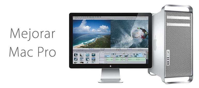 Repara o mejora tu Mac Pro con iFixRapid Servicio Técnico