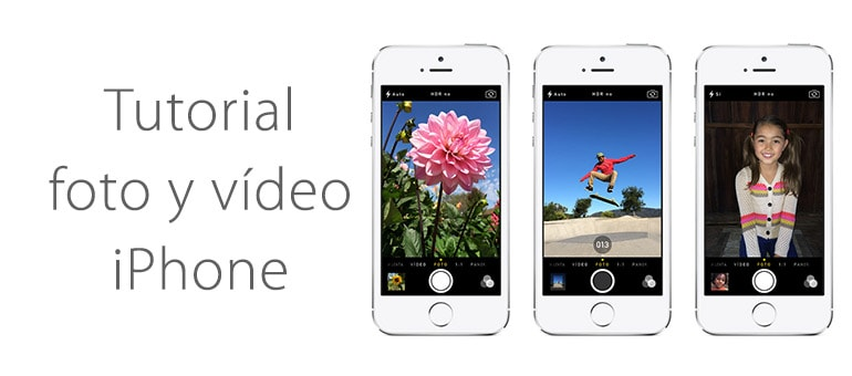 Nuevos videos tutoriales de fotografía y vídeo para iPhone