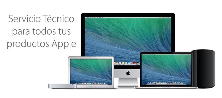 iFixRapid - Servicio Técnico Apple para tu equipo