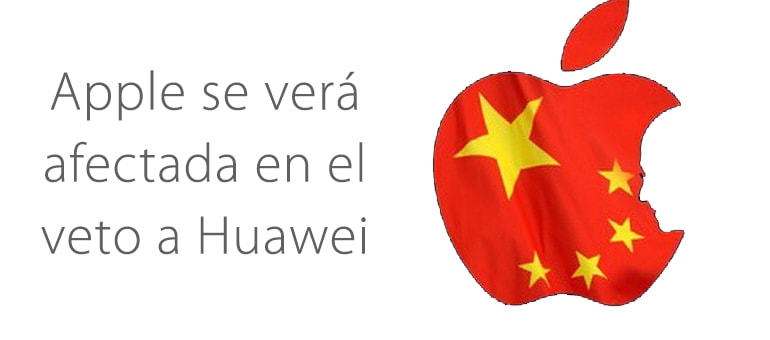El debate entre Apple y China se agrava con el veto a Huawei