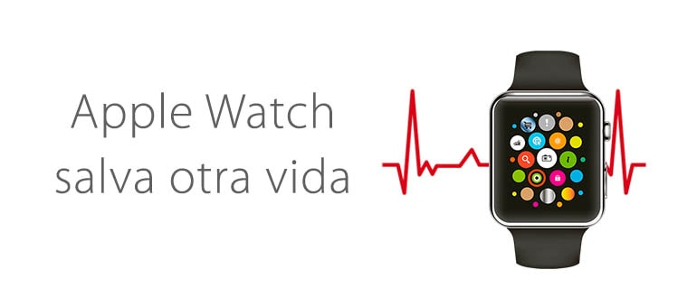 Apple Watch Series 4 vuelve a salvar una vida
