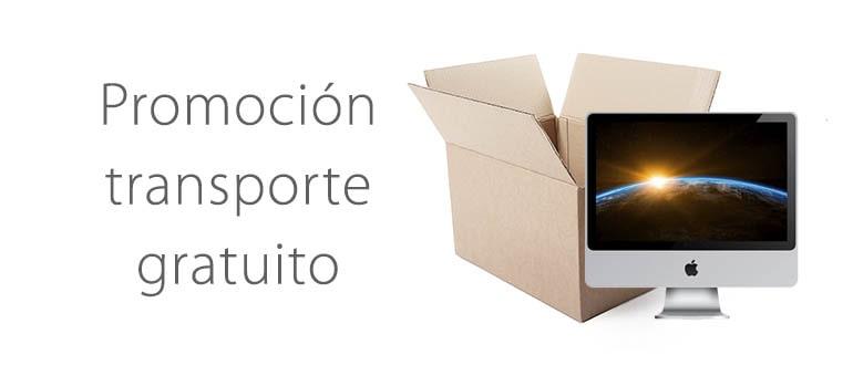 Promocion recogida y entrega de dispositivos Apple gratuita