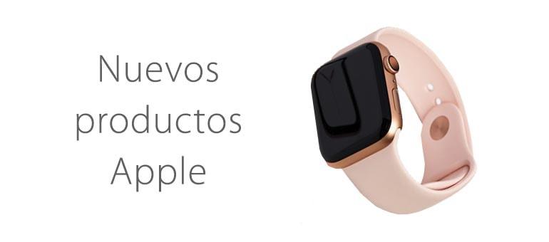 Estas son las novedades de Apple: Apple Watch y iPad