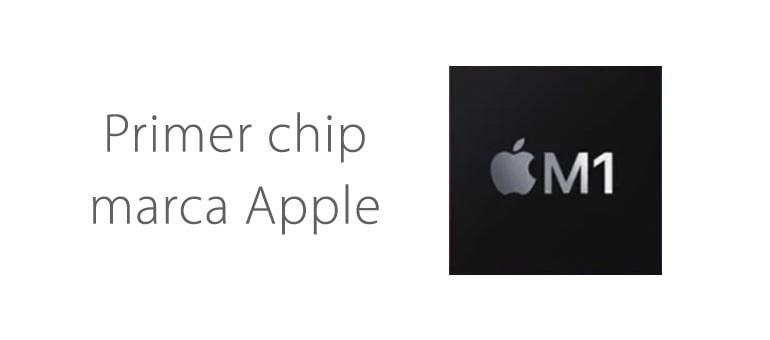 M1 de Apple caracteristicas del primer chip propio de la marca