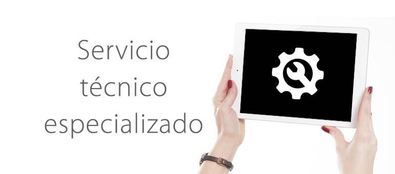 El Servicio Técnico experto en Apple