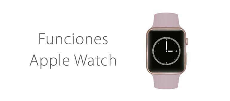 Apple Watch para que sirve