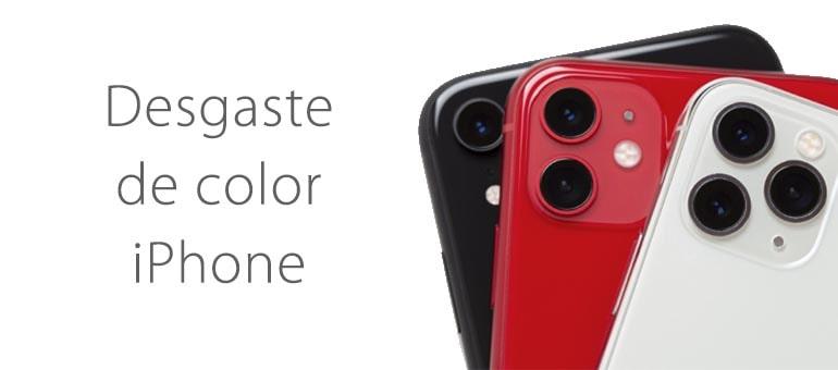 por que pierden el color iPhone 11 y iPhone 12