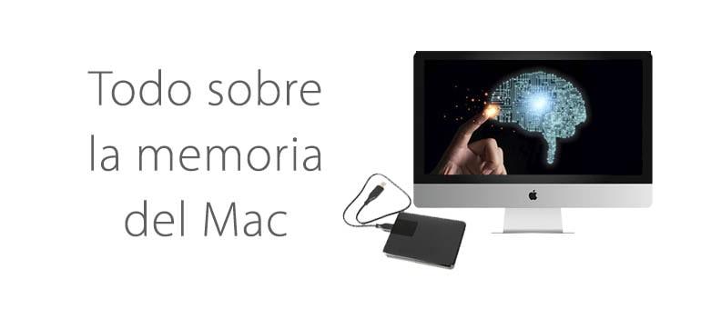 memoria del mac como liberar espacio de almacenamiento