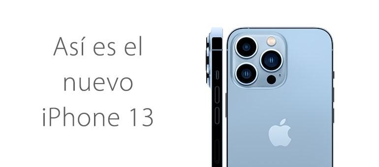 iphone 13 precio lanzamiento especificaciones