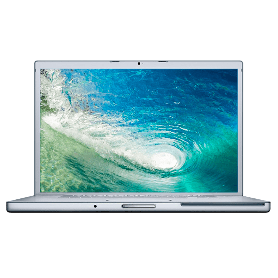 Repair Macbook Pro 15 inch Core 2 duo 2006