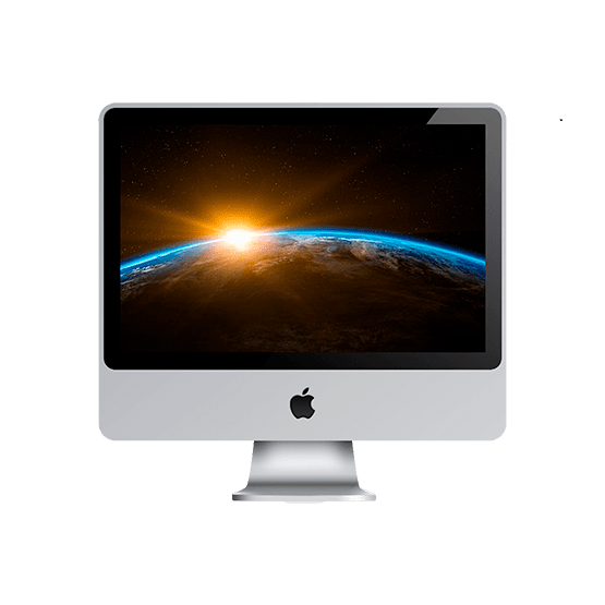 Repair iMac 20 inch Early 2008