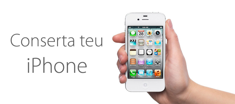 conserto iphone