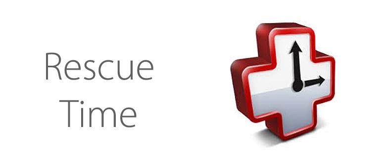 Rescue time mac