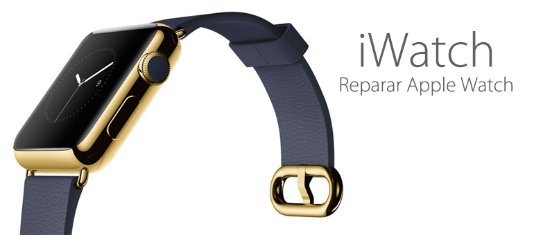 reloj de apple reparar iwatch
