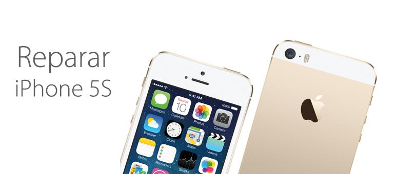 reparar iphone 5s