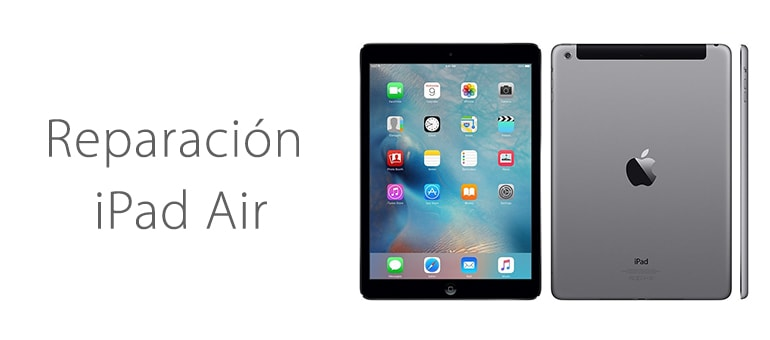 Cambiar el altavoz de iPad Air si no suena o se ha roto en iFixRapid