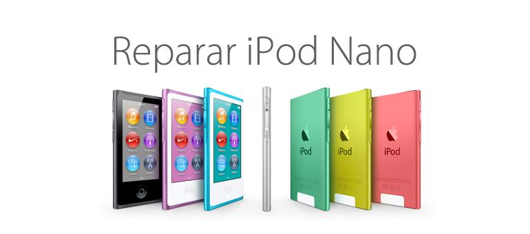 Arregla ya tu iPod Nano con iFixRapid.