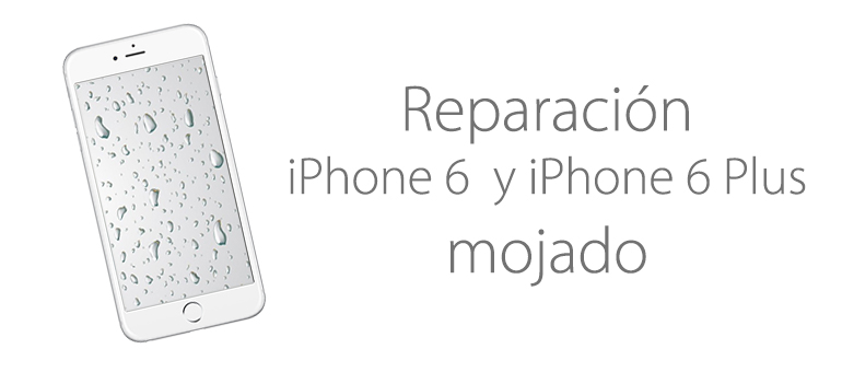 iFixRapid repara tu iPhone 6 mojado
