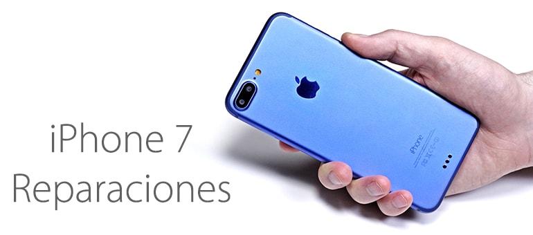 reparar iphone 7 servicio tecnico apple