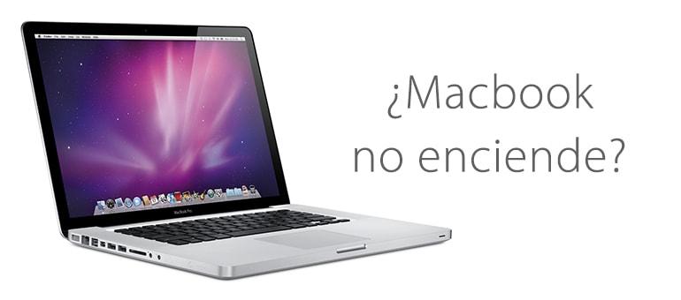 Solución para Macbook si no enciende ni carga