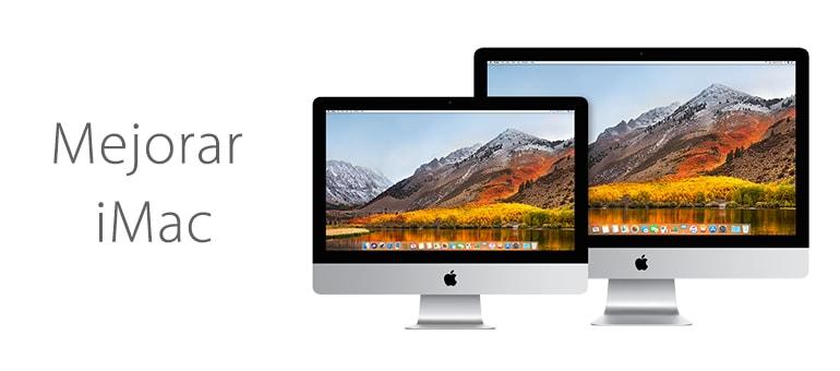 aumentar espacio almacenamiento imac ifixrapid apple