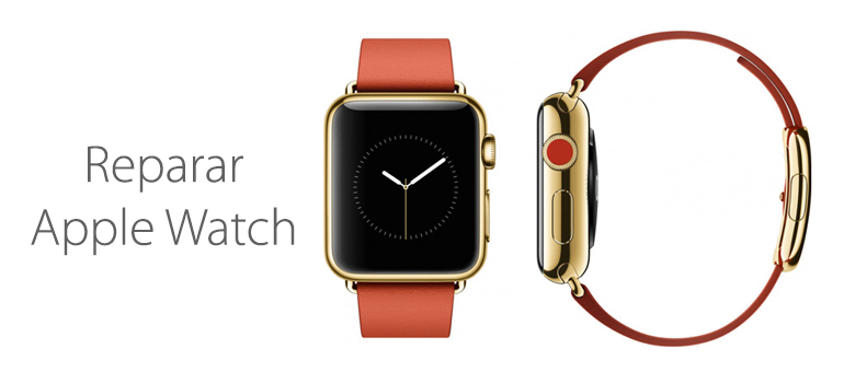 repara apple watch
