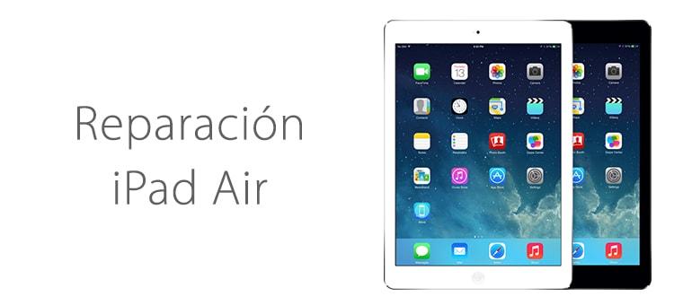 Arreglar iPad Air si no carga ni enciende