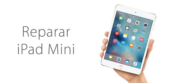 Reparar iPad Mini si no responde, en el centro de Madrid