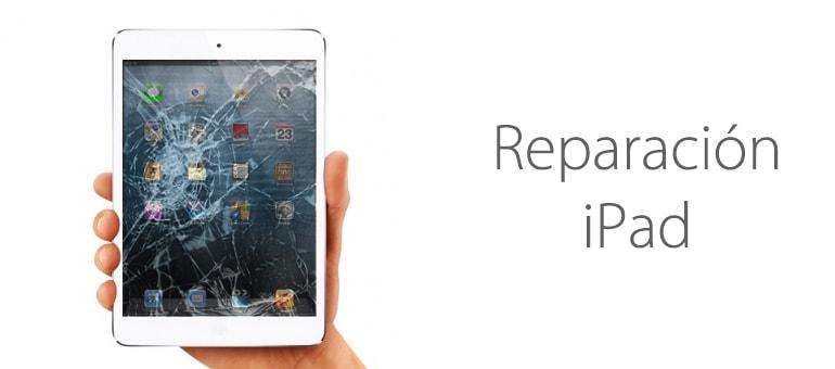 iFixRapid repara tu iPad roto