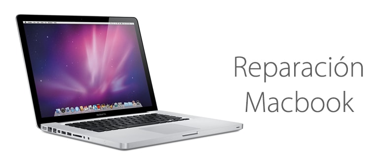Reparar Macbook