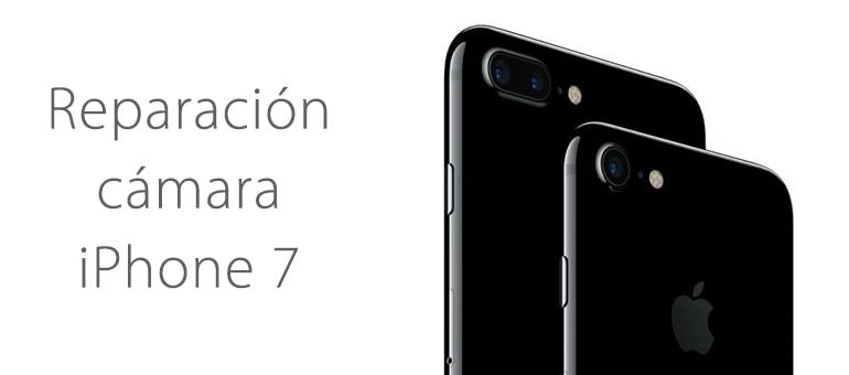 reparar camara rota iphone 7 ifixrapid servicio tecnico apple