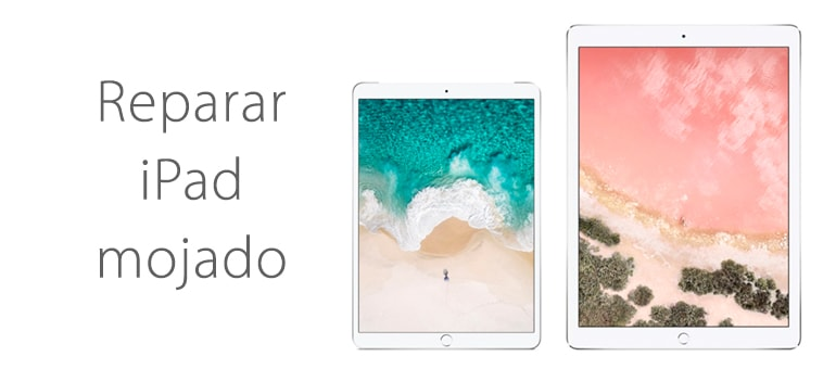 reparar ipad mojado no enciende ifixrapid servicio tecnico apple